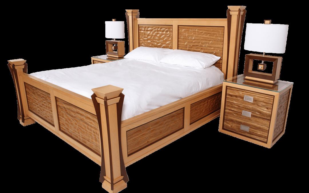 Ambient Wave Bedroom Set (2015)